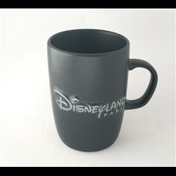 Disney Park Castle Mug Black & Silver
