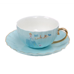 Tea Cup & Saurcer Gift Set - Cinderella