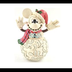 Snowman - Mickey