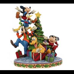 Decorating Tree - Mickey & Co