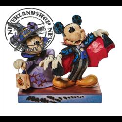 Vampire & Witch - Mickey  & Minnie