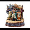 Disney Traditions Carved By Arabian Nights - Aladdin