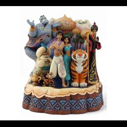 Carved By - Aladdin