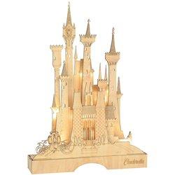 Illuminated Castle - Cinderella