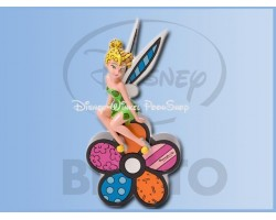 Sitting on Flower - Tinker Bell OPOP