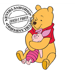 Money Bank - Pooh & Piglet