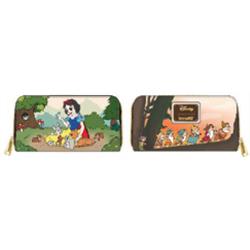 Loungefly Wallet Scenes - Snow White & the 7 Dwarfs