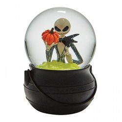 Snowglobe Pumpking King - Jack Skellington