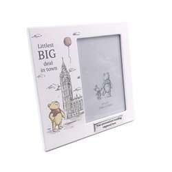 Christopher Robin Photo Frame - Pooh