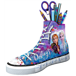 3D Sneaker Puzzel - Frozen