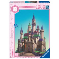 Castle Collection Puzzel - Sleeping Beauty