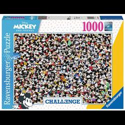 Puzzel 1000 Stuks Challenge - Mickey
