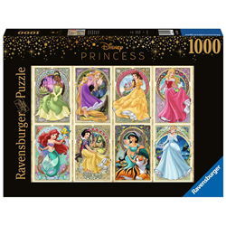 Puzzel 1000 stuks Mandala - Princess