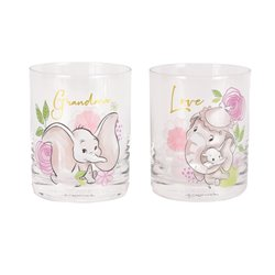 Set of 2 Glasses Grandma - Dumbo