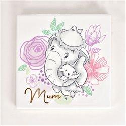 Magical Beginnings Coaster Mum - Dumbo