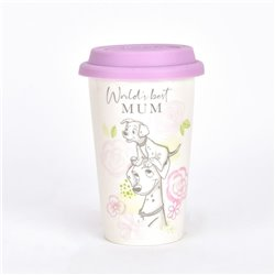 Travel Cup Mum - 101 Dalmatians