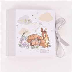 "Magical Beginnings Photo Album 4"" x 6"" - Bambi"