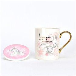 Magical Beginnings Mug & Coaster - Bambi