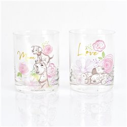 Set of 2 Glasses Mum - 101 Dalmatians