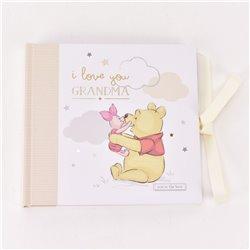 """Magical Beginnings Photo Album 4"""" x 6"""" - Pooh"""