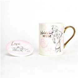 Magical Beginnings Mug & Coaster - 101 Dalmatians
