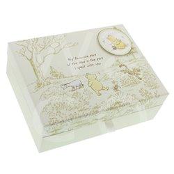 Classic Pooh Keepsake Box - Pooh