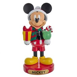 Nutcracker with Gifts - Mickey