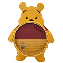Loungefly Pin Trader Backpack - Pooh