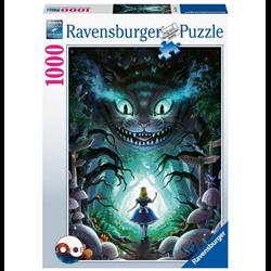 Puzzel 1000 Stuks - Alice in Wonderland