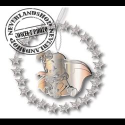 9286 Metal Ornament - Dumbo