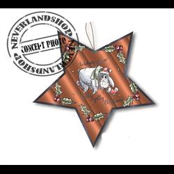 9357 2D Star Ornament - Eeyore