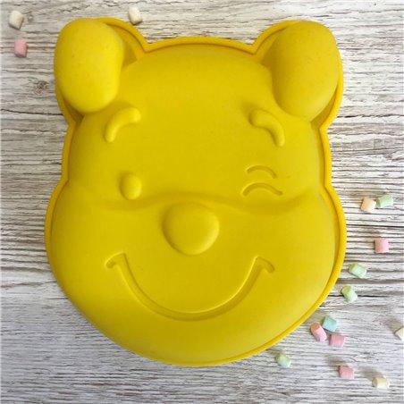 Siliconen Bakvorm - Pooh