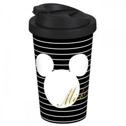 Travel Cup Glitzer - Mickey