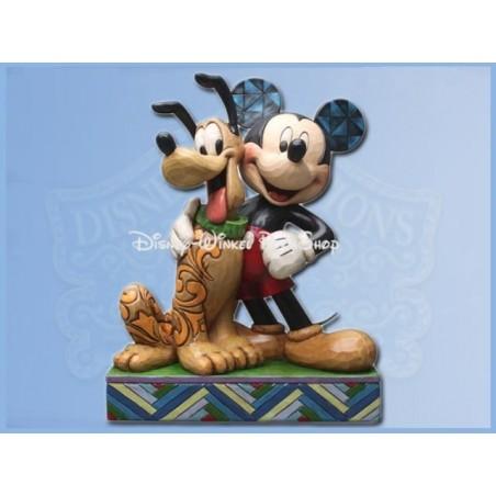 Best Pals - Mickey & Pluto
