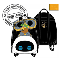 Loungefly Mini Backpack Cosplay - Wall-e & Eve
