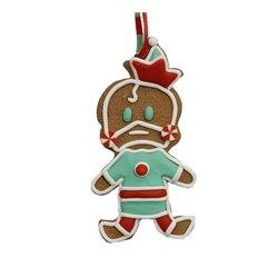 9320 2D Gingerbread Ornament - Donald