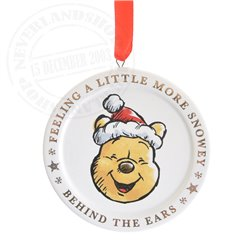 X21 Christmas Quotes Ornaments - Pooh