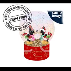 Snowglobe Christmas - Mickey & Minnie