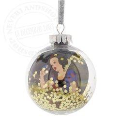 Sequin Bauble - Snow White