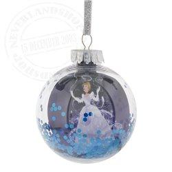 Sequin Bauble - Cinderella