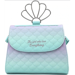 Loungefly XBody Ombre Scales - Little Mermaid