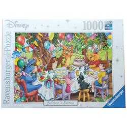 Puzzel 1000 Stuks - Pooh & Friends