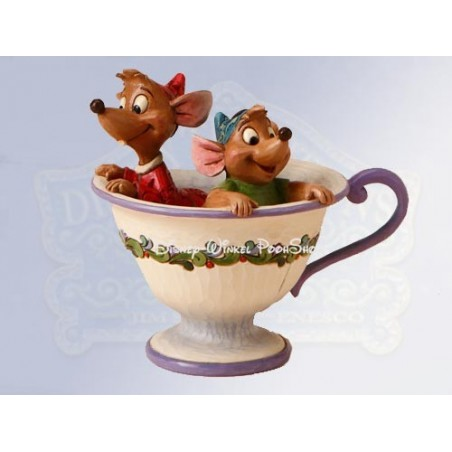 Tea for Two - Cinderella - Jaq & Gus
