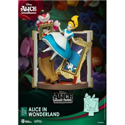 Diorama Storybook - Alice in Wonderland