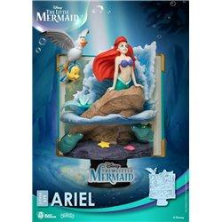 Diorama Storybook - Ariel