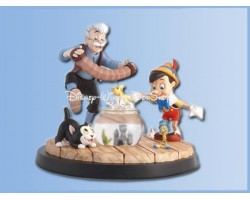 A Moment in Time - Geppetto & Pinocchio
