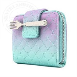 Loungefly Wallet Ombre Scales - Little Mermaid