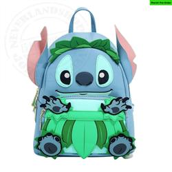 Loungefly Mini Backpack Luau - Stitch