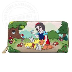 Loungefly Wallet Scenes - Snow White & the 7 Dwarfs
