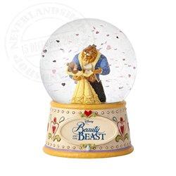 Disney Traditions Moonlight Waltz - Snowglobe - Beauty & the Beast